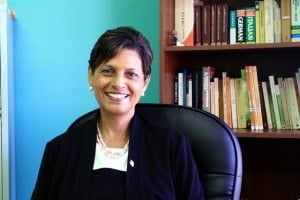 Dr Luz Longsworth holds a Doctorate in Business Administration in Higher Education Management from the University of Bath in the United Kingdom. She is also a graduate of The University of the West Indies where she earned her BA in French and Spanish and MBA (Marketing) degrees. She is the holder of a Master of Arts degree in Hispanic Studies from Queen's University, Ontario, Canada.