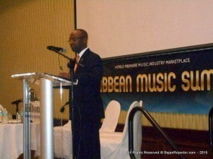 Speaking to the media during the Caribbean Music Summit held at the Hilton Barbados Resort recently, Mr. Lashley said that with the proclamation of the Cultural Industries Development Act, incentives were not limited to cultural practitioners but were also extended to persons and businesses investing in the cultural industries.