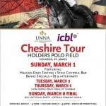 ICBL Cheshire Tour
