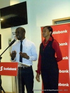 "It may be easier to place your Financial Health as key among your New Year's resolutions, watch this video... Learn about Budgeting and Saving, How to Manage Credit and Planning for your Success. ""Your Financial Health"" seminar took place at Scotiabank Rockley"