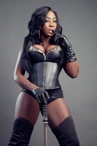 """""""I'm the only female in the """"Favourite Dancehall Artiste"""" of the year category and that's an overwhelming feeling. I've worked for that to be up there with the males who are dominating dancehall,"""" says Spice."""