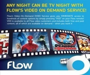 More information on Flow TV on channel 99, the Caribbean Content of Video on Digital as well as FLOW's other advanced services that include Cloud Video Recording and Parental Control are available at http://www.discoverflow.co/barbados or by contacting the Customer Care Centre by calling 620-FLOW (3569).