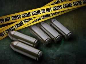 (IMAGE VIA - kansasfirstnews.com) Police conducted an operation in the area of Waterford, St. Michael when a motor car was intercepted with Gibbs and other persons.  A subsequent search of the vehicle by Police discovered one 12 gauge shotgun.