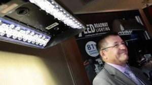 (IMAGE VIA - chronicleherald.ca) Mr. Cartmill is a lifelong environmental entrepreneur inventor who started his first business in 1973, C.S.A. Enterprises Ltd., a technical sales and marketing company for energy efficient lighting and industrial products. In 2002, he started C-Vision Ltd, an electronics manufacturing company based in Amherst, Nova Scotia.