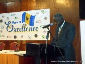 Mr. Stuart told his audience that in harmony with its commitment expressed in the Barbados Growth and Development Strategy 2013-2020, Government was working assiduously to improve labour force skills and competencies through wide-ranging changes in education and training systems, especially to embrace emerging sectors in the economy.