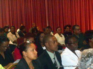 While delivering the feature address at the opening of the Week of Excellence at the Grande Salle, Mr. Stuart listed the training of employees and the conducting of surveys to obtain feedback from clients on those aspects of service that must be improved, as some of the key initiatives which needed to be introduced.