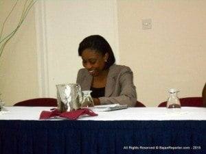 """""""Domestic workers and artisans have been granted the right to move and work without a work permit for at least six years, and provisions are still not in place to make that possible in every country"""", said CPDC Executive Director Shantal Munro-Knight.  """"These agencies on the ground have worked with a steering committee to formulate this Civil Society Response addressing issues with the Regime that we are releasing this morning."""""""