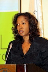 """Providing a platform for private sector firms in the region to explore business opportunities with overseas firms and hopefully increase business and penetrate new markets is a fundamental aspect of the Agency's mandate,"" stated Pamela Coke-Hamilton, Executive Director of Caribbean Export."