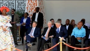 The construction of the Marriott Port-au-Prince Hotel created more than 1,100 jobs and will create more jobs in the future for Haiti's skilled workforce