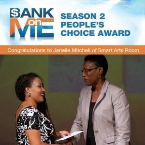 Carter won $15,000 cash from Scotiabank along with a host of other prizes, while Dario Greenidge of Shine Vehicle Care Centre copped the Fund Access 'Spirit of Enterprise Award' of $5000 and Janelle Mitchell of Smart Arts Room won the coveted 'People's Choice Award' of $2000 from the Barbados Investment & Development Corporation (BIDC).