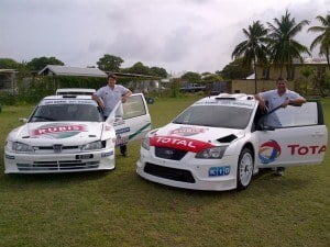 (FILE IMAGE) Twice the Caribbean Rally Champion (1996 & '98), Panton is among the region's most accomplished drivers and was the first winner in Barbados from the wider Caribbean, in 1998, having twice finished second (1994 & '96), all at the wheel of a Toyota Celica GT4. He is unique in having won regional rallying's 'Big Three', on tarmac in Barbados, and on the loose in Trinidad (2011 & '13) and Jamaica (eight times from 1994 to 2013), then set a new record with podium finishes in all three for two straight seasons (2012 & '13).