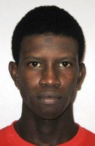 Kadeem Lewis was charged for: 2 counts of Criminal Damage; and 3 counts of Endangering Life