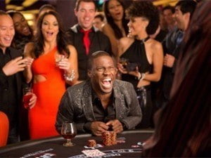 The couples are back for a wedding in Vegas, but their plans for a romantic weekend go sour when their misadventures threaten to ruin the big day. The cast includes Kevin Hart, Michael Ealy, Jerry Ferrara, Meagan Good and Regina Hall, among others.