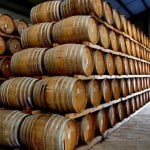 Rum Ageing in barrels