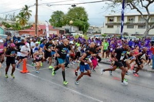 With just three weeks remaining before the 6th hosting of the annual 5k and 10k event, ICBL has been pulling out all the stops to ensure that they get the word out and encourage Barbadians, both young and old, to register for the April 28th, Heroes' Day event.