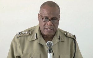 Acting Commissioner of SKN Police - Stafford Liburd