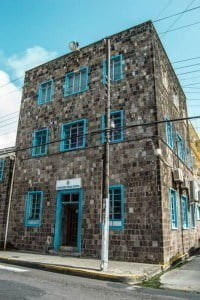 Basseterre Police Station
