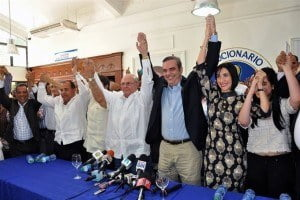 """Mejia described himself as """"a soldier of the party and Dominican democracy."""""""