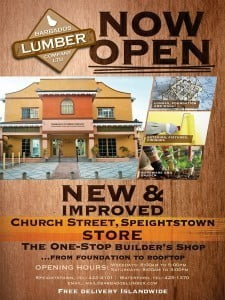 Have you been to the new store in Speightstown yet? Go & check them out!