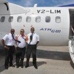 V.C. Bird International Airport VCBIA in Antigua