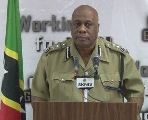 """We are letting the public know that we will not waiver or tire in our efforts to reduce crime and violence in our country,"" he said, at a press conference hosted by Prime Minister Dr. the Honourable Timothy Harris. ""As I speak, the police are actively pursuing those who intend to use misguided or vulnerable youth to perpetrate serious crime."""