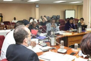 Saturday's inaugural meeting was chaired by Ambassador of The Bahamas to CARICOM H.E. Picewell Forbes who emphasized the Committee's unique and pivotal role.