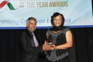 Caribbean Export Choice Award - SMAKS Luxury Group of Trinidad and Tobago, producers of the world's first tea-infused Chai rum