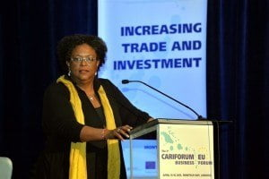Underscoring that people had to be at the centre of the development process, Ms. Mottley declared that the sectors that will carry the region to the next level of development were all based on human capital with each citizen being capable of achieving the most they can through education, exploitation of opportunity and their rich and creative capital.
