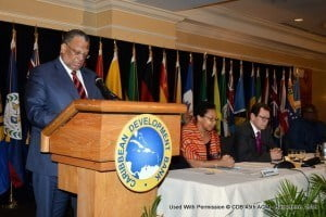 Speaking at the closing ceremony, Dr. Phillips said each Caribbean country was faced with formidable challenges, among them the effects of climate change, high indebtedness, tight fiscal space and low rates of saving.