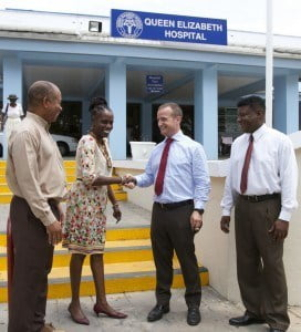 """Digicel Business won Avaya's """"Best Project of the Year"""" award for its ICT and Unified Communication platform deployed at the Queen Elizabeth (QEH) Hospital in Barbados"""