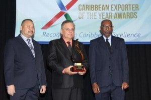 Gopex International from Suriname was victorious out of a field of 10 nominees