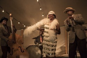 """Bessie (Saturday, May 16) stars Oscar® nominee Queen Latifah as legendary blues singer Bessie Smith, the """"Empress of the Blues."""""""