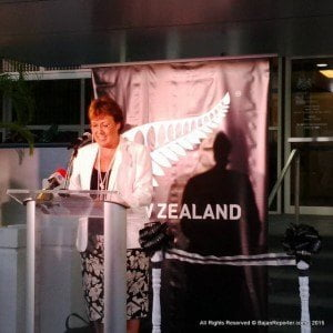 Now, just a few days ago when the New Zealand High Commission launched, I get similar nonsense even when I tried to avoid it all over?