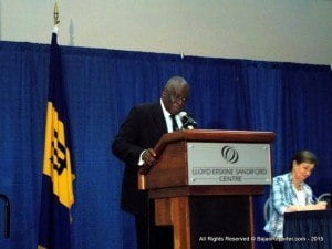 Chief Justice of Barbados, Sir Marston Gibson, made this assessment at the Canadian High Commission sponsored workshop on Judicial Reform and Institutional Strengthening (JURIST) the Barbados leg which was implemented with the assistance of both the Caricom Court of Justice (CCJ) and the Barbados Bar Association.