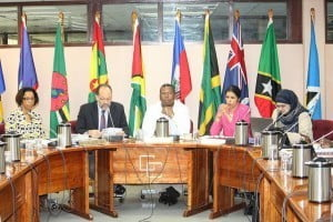 CARICOM Secretary-General Ambassador Irwin LaRocque, addressing the opening of Saturday's meeting said the Committee was an idea whose time has come: