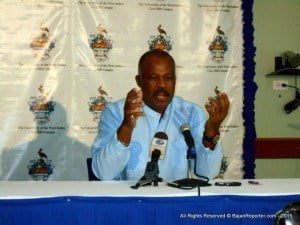 That was mid-April and by National Heroes day of 28th April, all of a sudden, Sir Hilary praises the ruling Democratic Labour Party and says fees are necessary... This is apart from his rise in UWI stature which may mean a lesser presence in Barbados?
