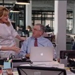 The Intern DeNiro Hathaway