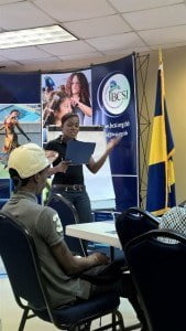 A press conference was held two weeks ago at the Headquarters of the Barbados Coalition of Service Industries (BCSI) to announce to Association members as well as anyone from the general public interested in acquiring a new skill or improving their existing skills behind the bar.