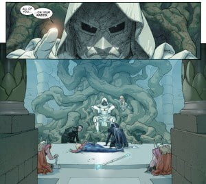 Make sure you pick up the latest issue of Secret Wars: http://bit.ly/1Hw97wY
