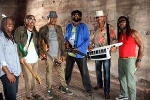 """Founding member of Third World Cat Coore states, """"this song is almost as if we have come full circle. When we recorded 'Satta Massagana,' it was one of our very first recordings we did. In fact, it was the lead song on our first self-titled album. This song is giving praise and thanks to the most high Jah Rastafari for his presence, ever-guiding hand and inspirational vibration that we all feel within the Rasta community. Recording this song with Jr. Gong makes it even more special to us. With Damian's production skills mixed with his musicians that helped create the song, we feel it is one of the best covers not just done by Third World, but ever done by anyone."""""""