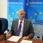 Head of the EU Delegation to Barbados and the Eastern Caribbean - Mikael Barfod