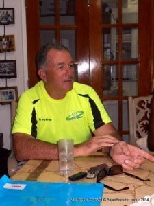 """Coach Joe Whipple commented, """"The players have put in a good effort to improve all aspects of their game. We have been working hard on our strength and fitness, with players training 6 days per week. I don't think we could have asked much more from them. I believe we have moved another step closer to our goal of playing good Rugby Sevens with our decision making in the contact area and our confidence with the ball."""""""