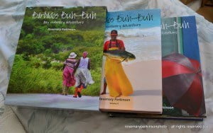 HAVING COPPED 4 GOURMAND AWARDS FOR BARBADOS EARLIER THIS YEAR... NOW AT GOURMAND WORLD COOK BOOK AWARDS HELD IN YANTAI, CHINA, JUNE 9, 2015 BARBADOS BU'N-BU'N HAS WON 'BEST IN THE WORLD SELF-PUBLISHED BOOK' SOME 250 COUNTRIES ENTERED THEIR BOOKS