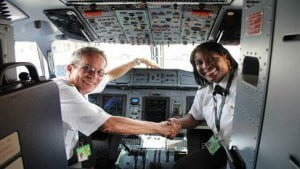 He then moved on to the Dash 8 fleet, being appointed a type rating examiner/instructor (TRE/TRI) in September 1997. In May 2013 Captain DaSilva completed training on the ATR aircraft and shortly after was appointed a training captain and designated type rating examiner on the ATR.