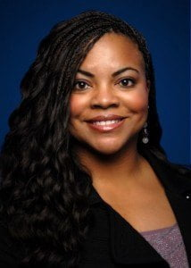 """Dr. Jameca W. Falconer is an accomplished Counseling psychologist, educator, entrepreneur, and civic leader. As an expert in family dynamics and transformation, Dr. Falconer is the author of """"Baby Daddy Disorder: Solutions for Change."""""""