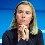 By EU High Representative for Foreign Affairs & Security Policy Federica Mogherini