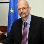 Head of the EU Delegation to Barbados and the Eastern Caribbean, Ambassador Mikael Barfod