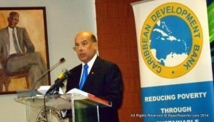 """(FILE IMAGE) Sir Ronald Sanders was Antigua and Barbuda's Ambassador in negotiations with the Organisation for Economic Cooperation and Development (OECD) on its """"Harmful Tax Competition"""" scheme"""