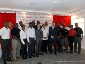With the launch of our Fixed landline service, Digicel Business breaks the monopoly that has existed in this sector of the market for decades; now Bajan businesses can not only choose an alternative service, but they can also take advantage of technological advancements that allow us deliver higher specification and lower costs. We will also deliver Digicel's best-in-class friendly customer service.