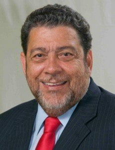 """Dr. Gonsalves, affectionately known as """"Comrade Ralph,"""" is perhaps the longest-serving Prime Minister in the Caribbean, having been swept into office in 2001 and winning re-election at two subsequent general elections. He is a strong proponent of Caribbean unity, and an indefatigable advocate of reparatory justice."""